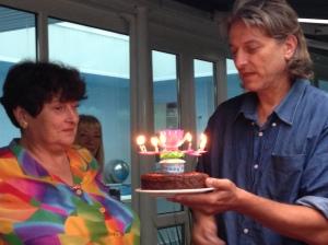 Birthday cake - SC