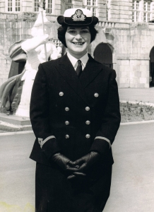 probationery third officer melville brown WRNS